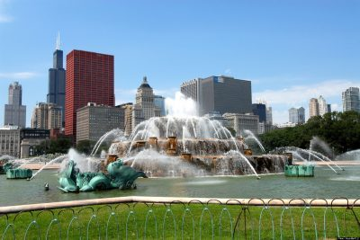 Buckingham Fountain - Chicago